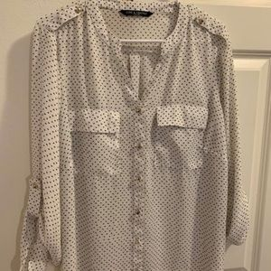 Maurices dress shirt